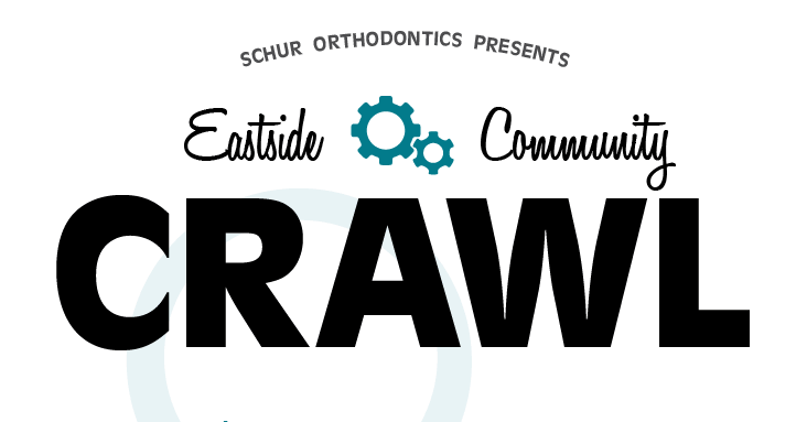 Join the Eastside Community Crawl and You Could WIN a $300 Shopping Spree!